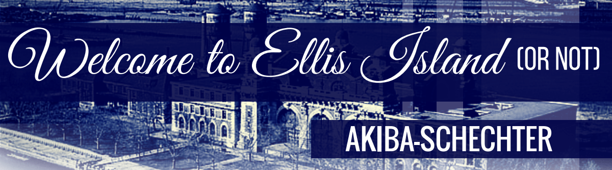 Welcome to Ellis Island (Or Not)